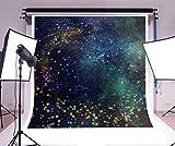 LFEEY Nebula Backdrop 5x7ft Aerospace Starry Sky Dreamy Photography Background Glitter Outer Space Universe Galaxy Kid Children Toddler Artistic Portrait Digital Video Drop