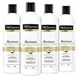 TRESemmé Conditioner for Split Ends and Dry Hair Max Lengths with Biotin Seals Split Ends 20 oz 4 Count