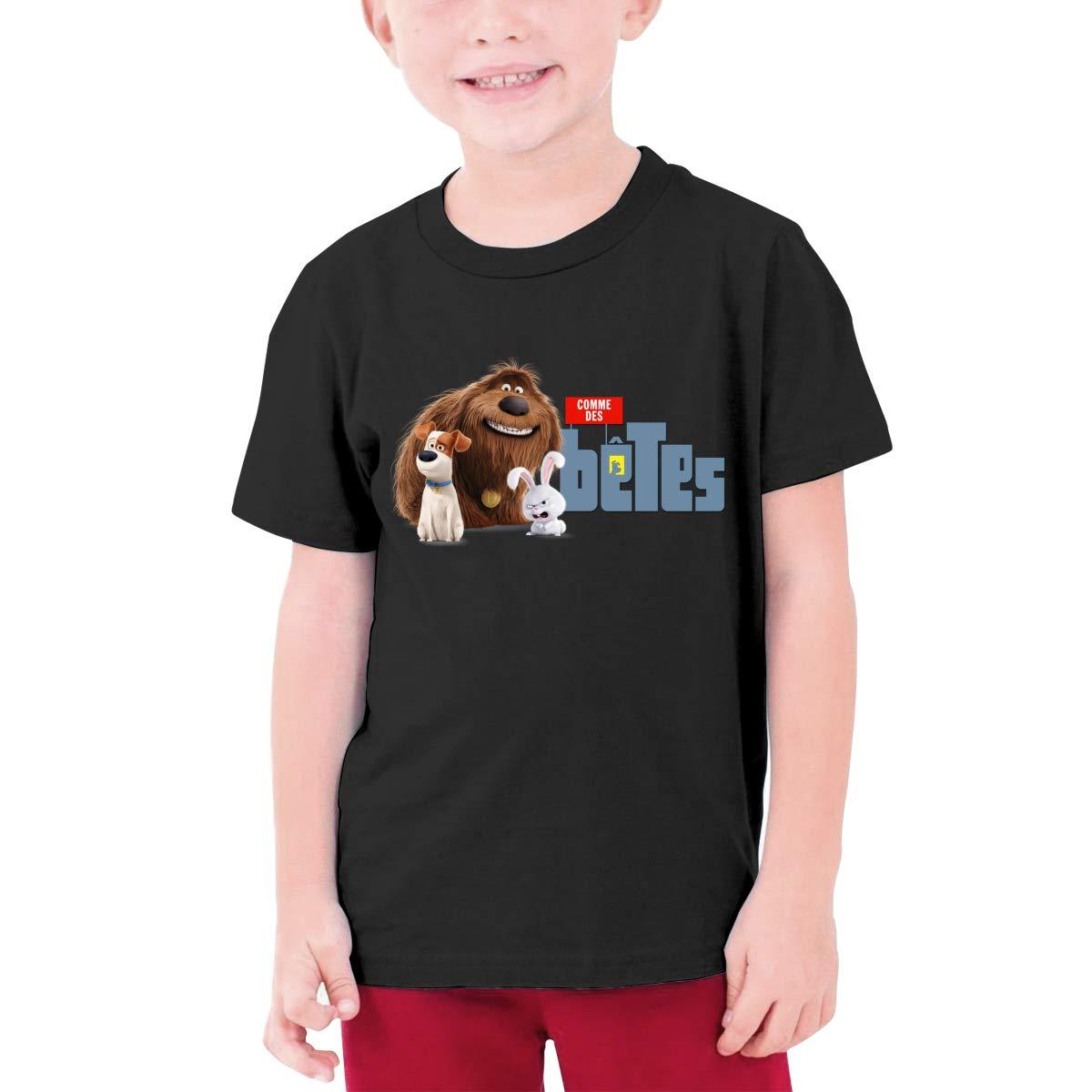 The Secret Life Of Pets Teenage Tshirt Tees
