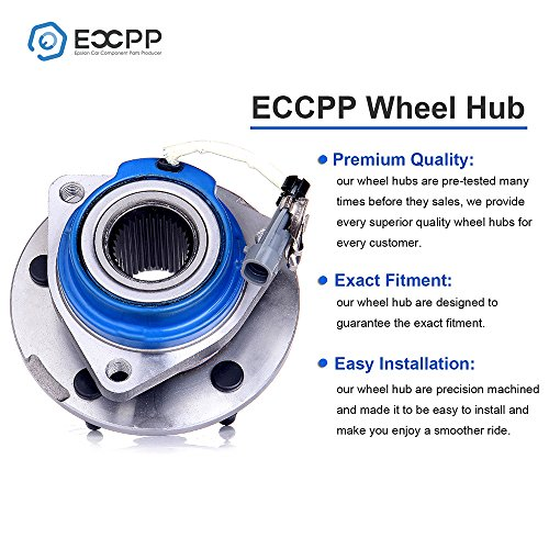 2003 Buick Century Wheel Bearing: 2000 Chevy Impala Abs ★ BEST VALUE ★ Top Picks [Updated