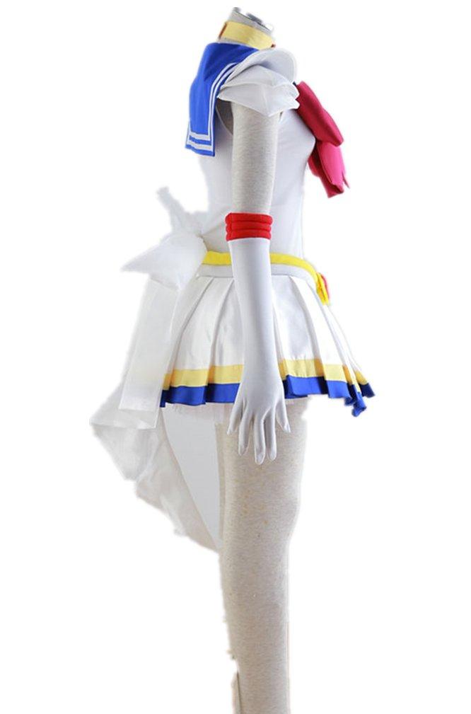 Love Anime Girl Woman Skirt Dress Uniform Cosplay Costume 7 Pcs Set by Love Cosplay (Image #2)