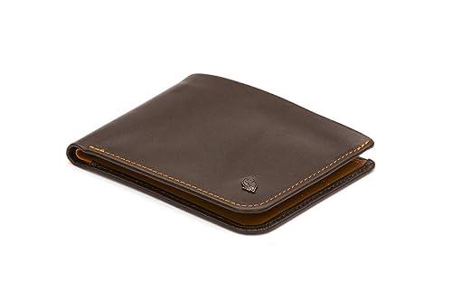 Bellroy Hide & Seek, slim leather wallet (Max. 12 cards and cash)