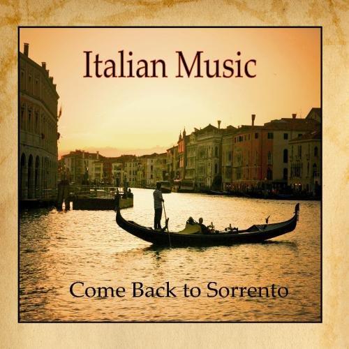 Italian Music, Tarantella, Come Back to Sorrento (Tarantella Music)