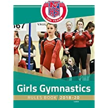 2018-20 NFHS Girls Gymnastics Rules Book and Manual