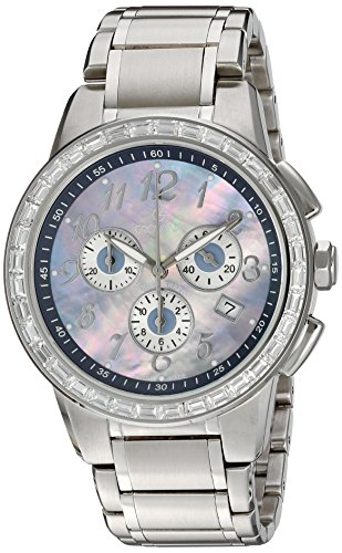 Grovana-Mens-2094-9735-Contemporary-Analog-Display-Swiss-Quartz-Silver-Watch