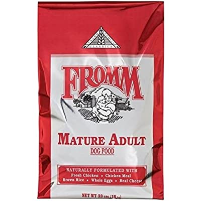 Fromm Family Foods Classics Mature 15 Lb Adult Dog Food (1 Pack), One Size