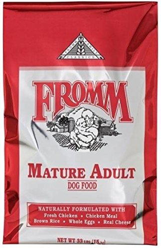 Fromm Family Foods Classic Mature Adult Dry Dog Food 33 Lb Bag 1 Pack , One Size