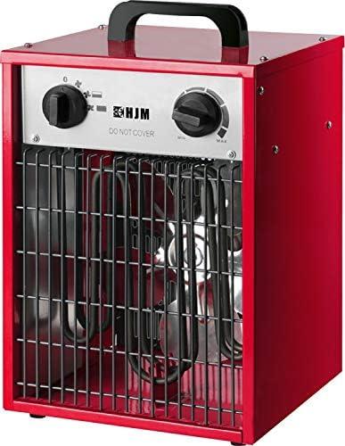 HJM CT005 CALEFACTOR INDUSTRIAL, 3300 W,