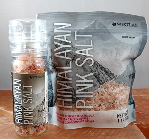 Top 10 best himalayan salt with grinder: Which is the best one in 2019?