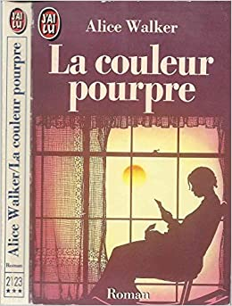 Book La Couleur Pourpre (French Edition)
