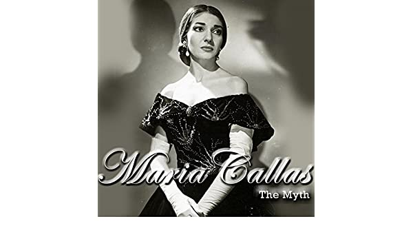 Maria Callas: The Myth by Maria Callas, Herbert Von Karajan Orchestra del Teatro alla Scala di Milano on Amazon Music - Amazon.com