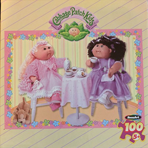 Cabbage Patch Kids Puzzle-Fence (Cabbage Patch Puzzle)