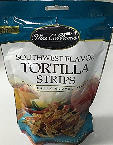 (Mrs. Cubbison's Southwest Flavor Tortilla Strips (Pack of 3))