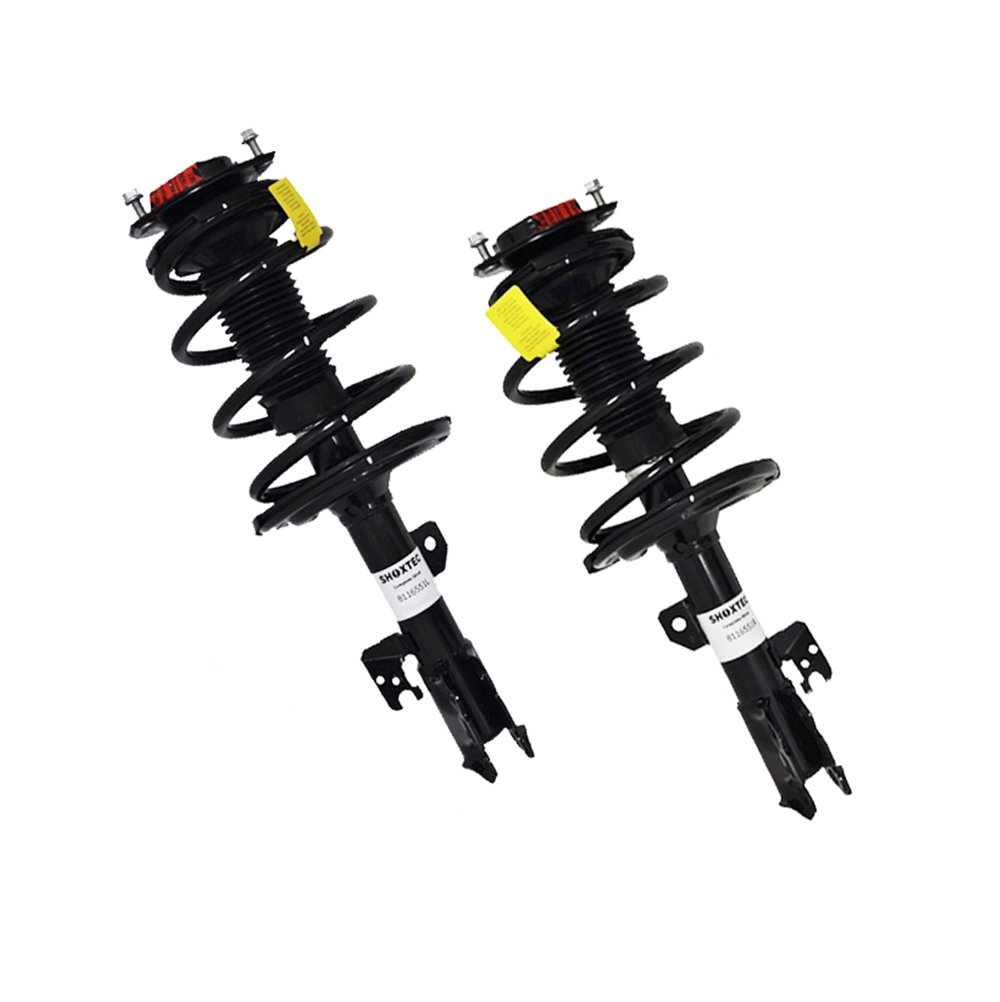 Unity Front Loaded Strut Coil Spring Assembly Pair Fits 07-11 GMC Yukon XL 1500