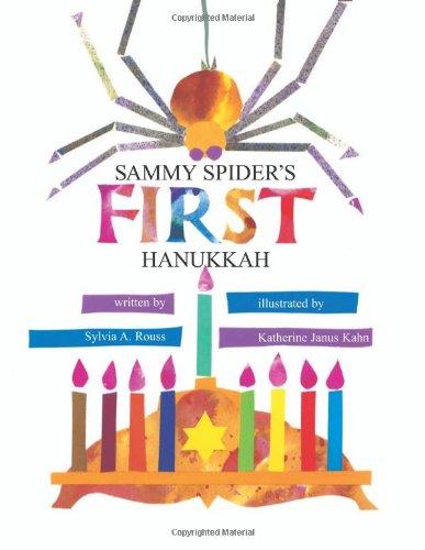 Image result for sammy spider hanukkah