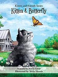 Kitten & Butterfly (Kitten and Friends)