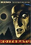 Nosferatu (The Ultimate Two-Disc Edition) by Kino Lorber films