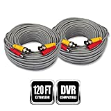 Night Owl Security 2 Pack of 60-Feet Extension