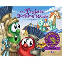 The Trojan Rocking Horse - VeggieTales Mission Possible Adventure Series #6: Personalized for Condon (Girl)