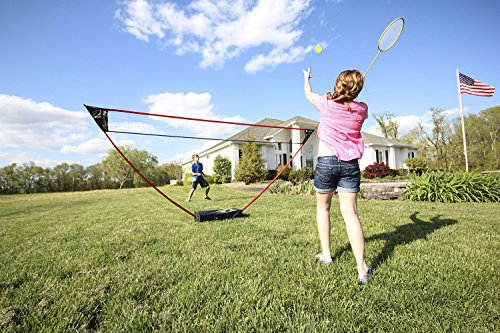 Zume Games Portable Badminton Set