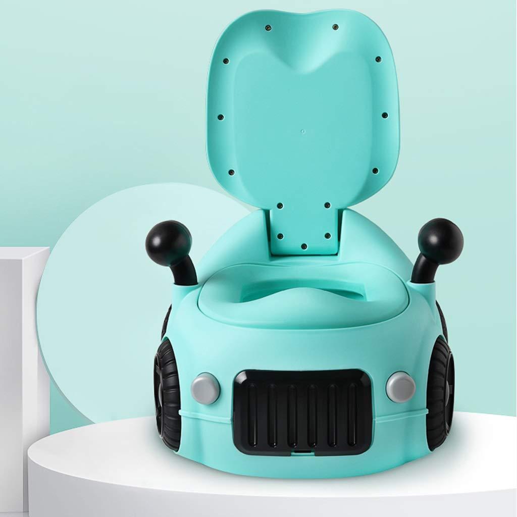 子供のトイレのトイレ男性と女性の子供の赤ちゃん1-3-6歳の赤ちゃん幼児便器トイレトイレ漫画クール増加肥厚   B07QYY7FV3