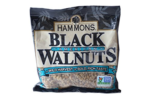 Hammons Recipe Ready Black Walnuts, 8-Ounce Bag ()