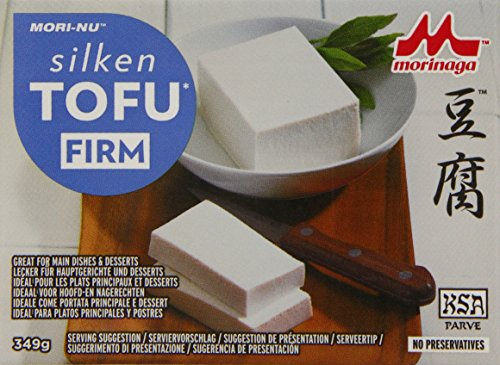 Mori-Nu Firm Tofu 349 g (Pack of 12)