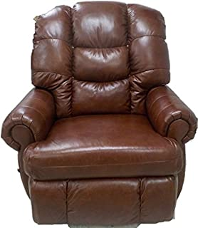 lane stallion leather comfort king wallsaver recliner
