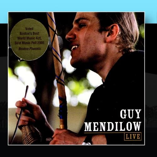 Guy Mendilow: Live by Earthen Groove Records