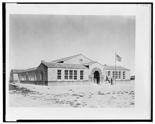 Photo: Public School,Parco,Wyoming,WY,1939,Stanley-Brown