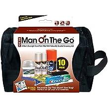 "Convenience Kits ""Man On The Go"" Premium 10-Piece Travel Kit"