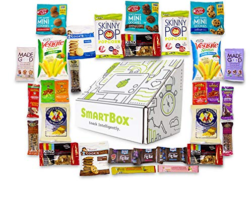 SmartBox Express, Natural And Organic Snacks Care Package Gi