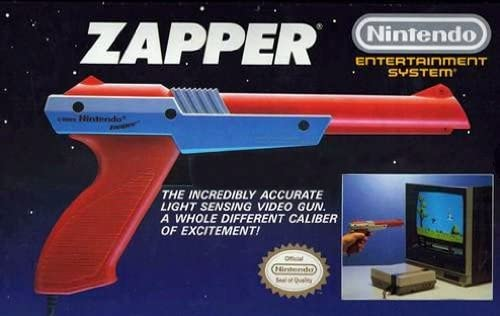 best nes accessories - The Zapper
