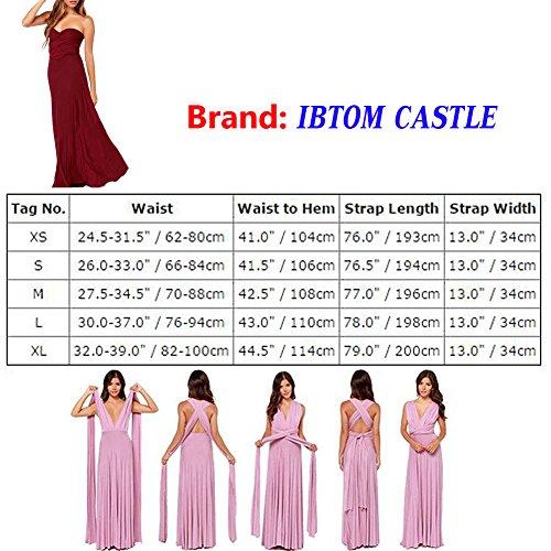 Monospalla Vestito Brown Castle Ibtom Donna fw6YWZpxqx