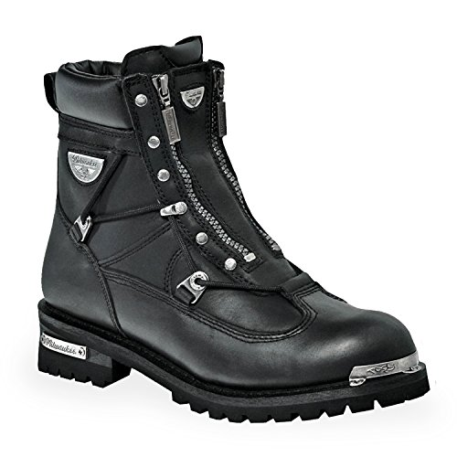 (Milwaukee Throttle Motorcycle Boots for Women 7.5)