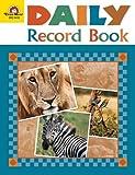 Daily Record Book, Safari Edition, Evan-Moor, 1596732962