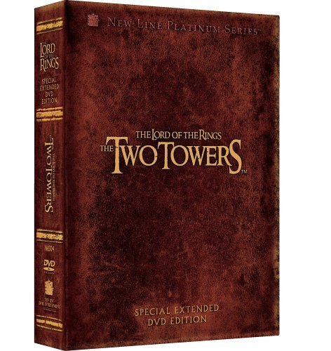 The Lord of the Rings: The Two Towers (Four-Disc Special Extended Edition) by New Line Home Video by