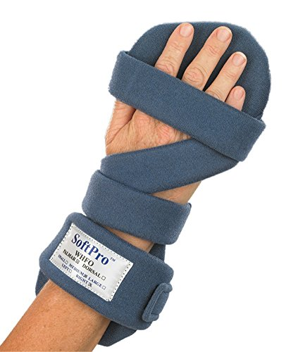 SoftPro Palmar Resting Hand Splint, Right, Large