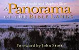 img - for A Panorama of the Bible Lands by Stephen Sizer (2002-09-17) book / textbook / text book