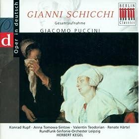 Giacomo Puccini - Herbert Kegel - Gianni Schicchi