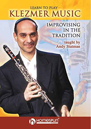 Learn to Play Klezmer Music: Improvising in the Tradition [Instant Access]