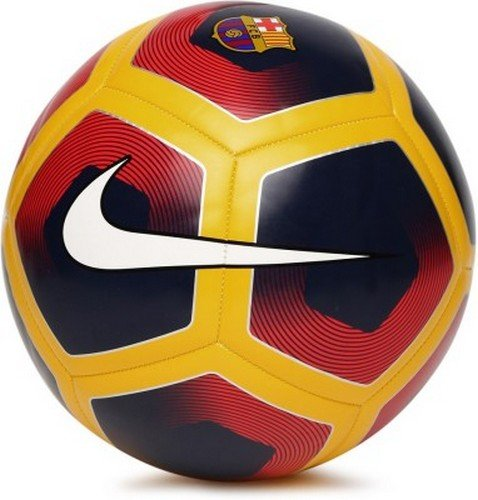 Nike FC Barcelona Supporters Ball [MIDNIGHT NAVY] (5)