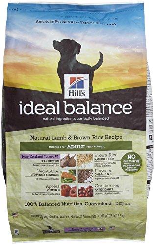 Hill's Ideal Balance Adult - Natural Lamb & Brown Rice - 27lb