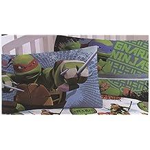 Teenage Mutant Ninja Turtles Reversible Pillowcase