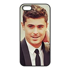 Happy Attractive muture man Cell Phone Case for Iphone 5s