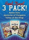 Battle Slots Mysteries of Cleopatra Valley of the Kings Phantom EFX 3 Pack
