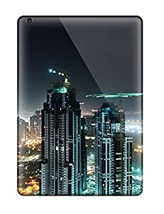Barbauller Scratch-free Phone Case For Ipad Air- Retail Packaging - Fantastic Dubai Skyline