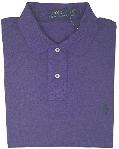 Polo Ralph Lauren Men Medium Fit Interlock Polo Shirt (XL, - Polos Lauren Ralph