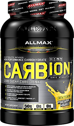 Allmax Nutrition Carbion Pineapple Mango