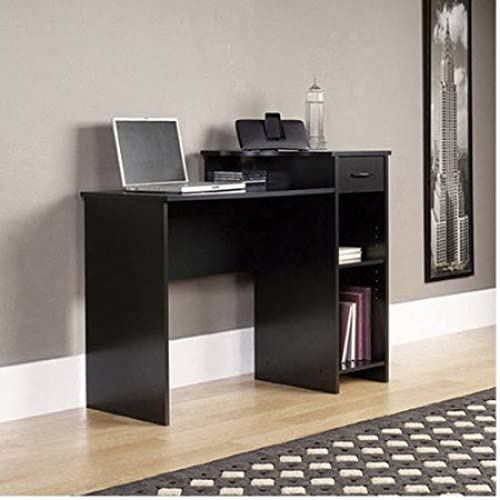 Superbe Mainstays Student Desk, Black